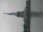Statue of Liberty at the Liberty Island